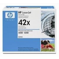 HP 42X Twin Pack (Q594XD) 20,000 pages x 2 Original Toner Cartridge