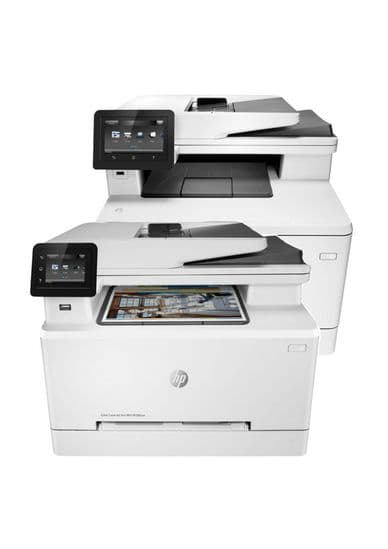 HP Colour Multifunction