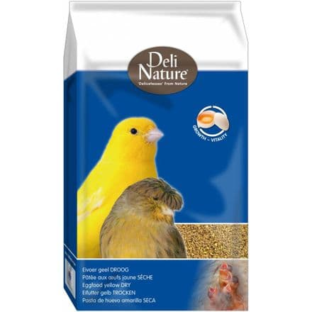 Beyers Deli Nature Eggfood Yellow DRY