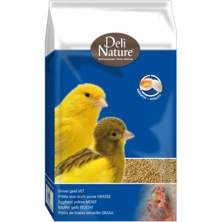 Beyers Deli Nature Eggfood Yellow moist