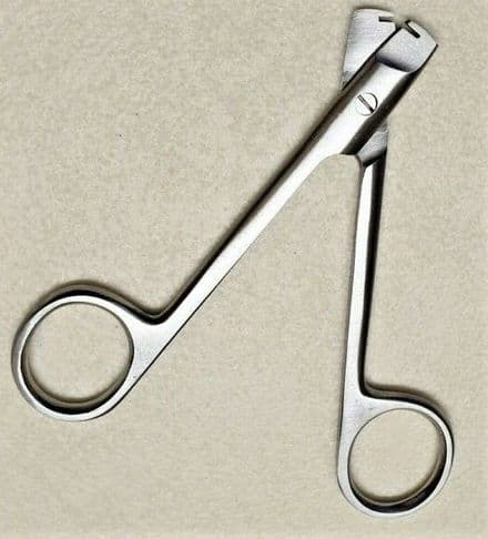 Bird Ring Clippers - Stainless Steel
