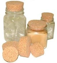 RL40 Tapered Cork Stoppers (Bag of 5)