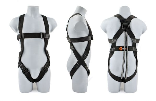 1-Point Elasticated Harness +TwinTail