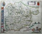 ESSEX Original Antique Maps