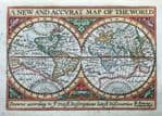 WORLD Original Antique MAPS