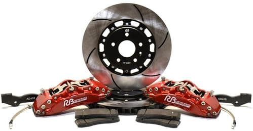 Ferrari 360 and F430 RacingBrake FRONT Big Brake 380mm Kit
