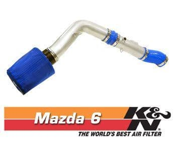 K/N Typhoon Air Intake :: 03-07 Mazda 6 V-6