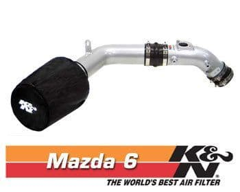 K/N Typhoon Air Intake :: 07-08 Mazda 6 - 2.3L