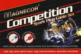 MAGNECOR LEADS 45284 RX-7 TURBO II