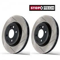 Mazda MX5 StopTech REAR Slotted Brake Discs