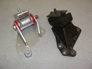MX5 NA/NB  Pair of Complete Upgraded Motor Mounts- 70 Durometer
