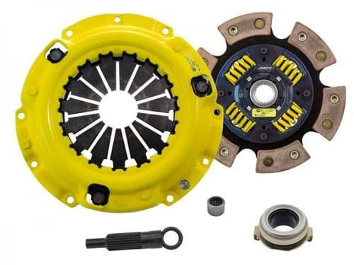 MX5 NC 6 Speed Race Clutch Assembly  ACT Race Sprung 6 Pad
