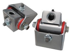 MX5 NC Steel and Polyurethane Motor Mounts 70 Durometer SHORT for 2.5 Conversions