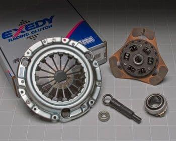 Mazda 3 Exedy Stage Two Clutch assembly 2004-07 2.0 & 2.3