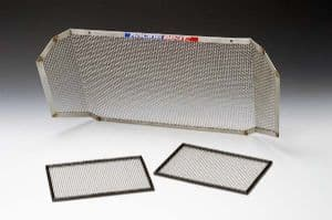 RX8 Air Conditioning Condenser & Oil Cooler Protective Screens Made by Racing Beat 2003-2011