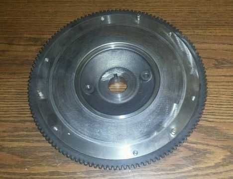 RX8 Mazda Flywheel to convert 5 speed cars to the larger 6 speed clutch