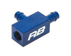 RX8 Water Temperature Adaptor Made by Racing Beat