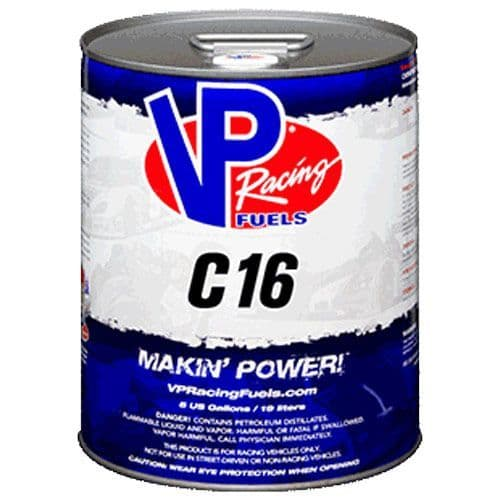 C16 VP Race Fuel 120 RON