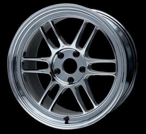 Enkei RPF1, 17x9 45mm offset 5x114, with  SPECIAL SBC FINISH