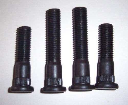 Mazda Longer Wheel Studs 63mm or 47mm  to enable spacers to be fitted