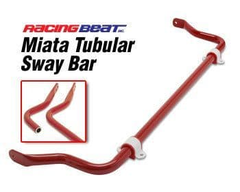 Mazda MX5 1990-97  Racing Beat  1.125-inch OD  Tubular FRONT Anti roll bar  54105