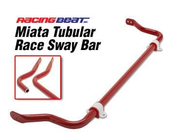 "Mazda MX5 (1999-00) Racing Beat 1-125"" Tubular FRONT Anti Roll Bar  54103."