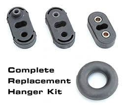 Mazda RX7 FC Complete Replacement Exhaust Hanger Kit