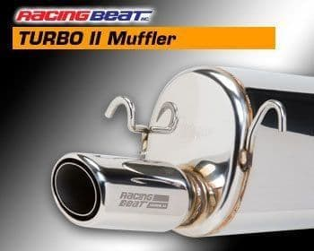 Mazda RX7 FC EXHAUST SYSTEM