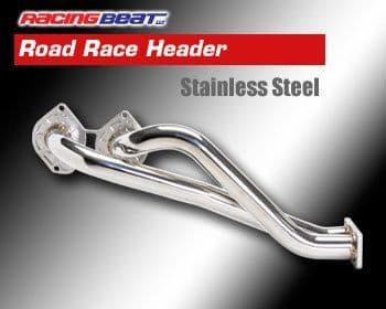 Mazda RX7FC Racing Beat Road Race Manifold 13B EGI  Available as  Mild Steel or Stainless