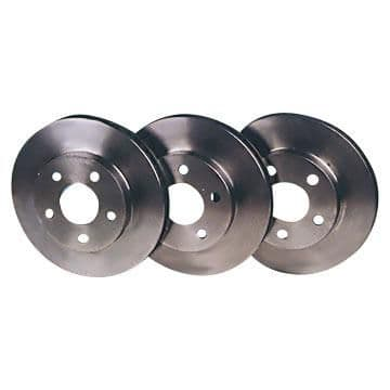 Mazda RX8 Quality Standard Replacement Brake Discs 2003-11