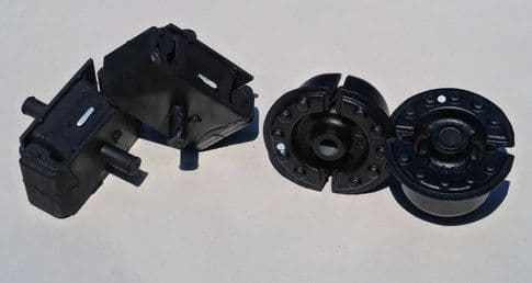 MX5 NA/NB Mazda Competition Engine/Differential Mount Combo