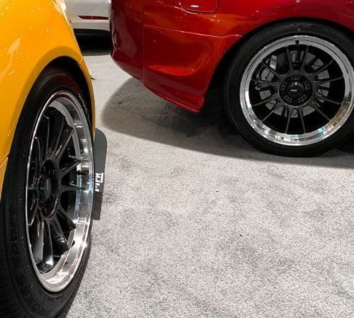 MX5 NC Light Alloy Wheels & Accessories