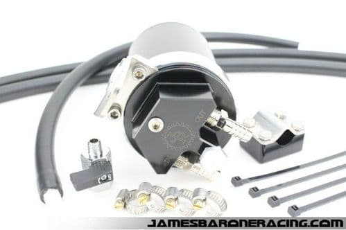 MX5 ND/RF Oil Catch Can Kit by James Baron Racing