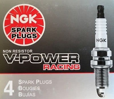 Race Plugs RX7 FD or T11  Race Spark Plug Set Heat range  10  for Rotary Engines