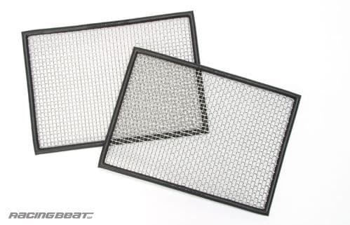 Racing Beat RX8 Oil Cooler Screens for 2003-12 models