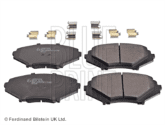 RX8  Brake Pads FRONT or  REAR Brake Pads 2003-2012 All Models