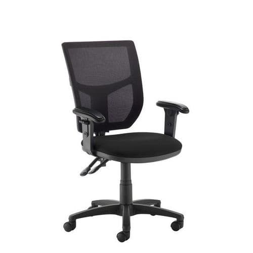 Altino 2 Lever High Mesh Back Operator Chair
