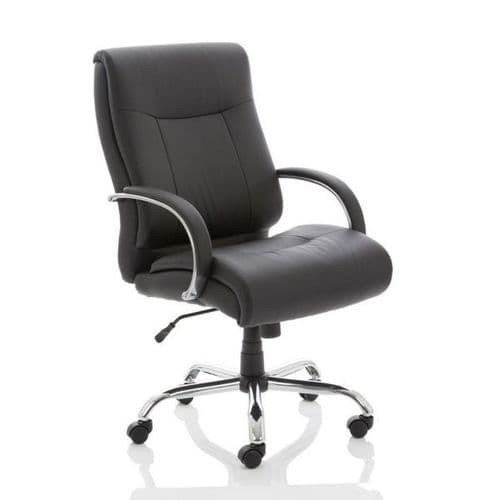 Drayton Leather Office Chair