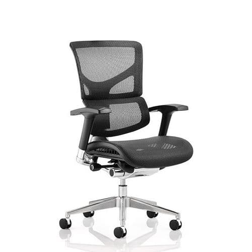Ergo-Dynamic Mesh Office Chair
