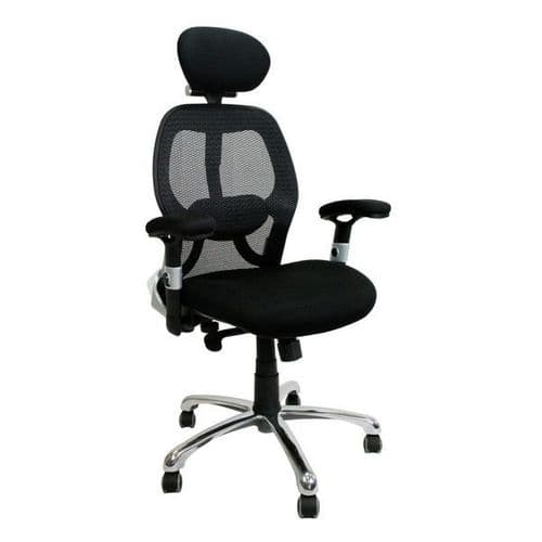 Ergo Mesh Office Chair 23.5 Stone