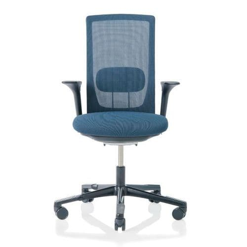 HAG Futu Mesh Office Chair - Dusk
