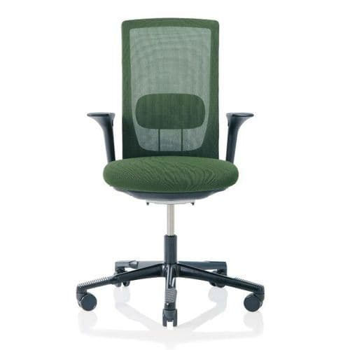HAG Futu Mesh Office Chair - Forest