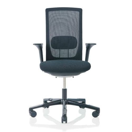 HAG Futu Mesh Office Chair - Night