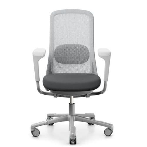 HAG SoFi Mesh 7500 With SlideBack Armrests - In Stock