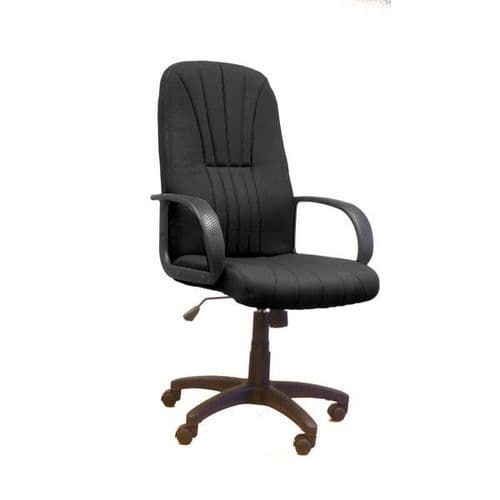 Horsham High Back Fabric Office Chair
