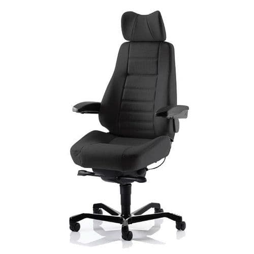 KAB Controller All Fabric Chair