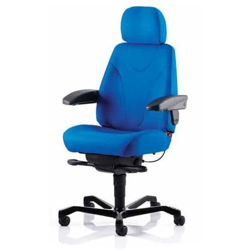 KAB Manager Chair 31 Stone