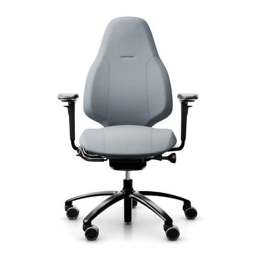 RH Mereo 220 Black Office Chair