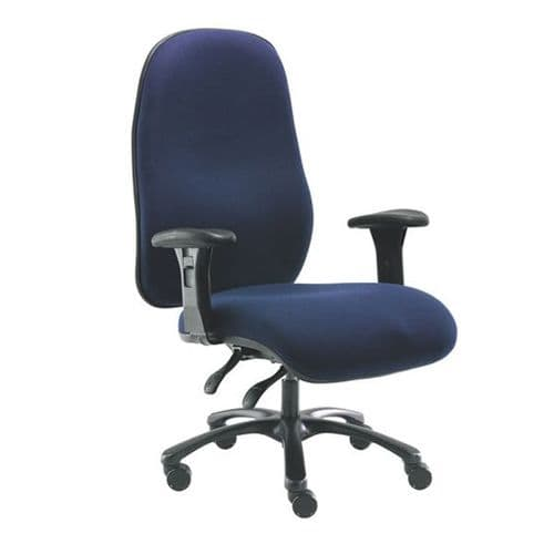 Rhubarb Excelsior Bariatric Office Chair