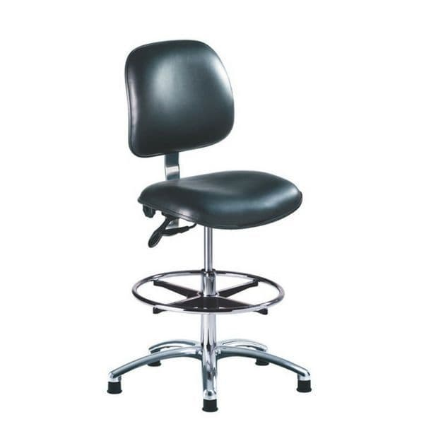 Rhubarb industrial Static Safe And Sterile Medium Chair (3)